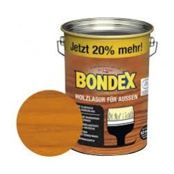 BONDEX Holzlasur für außen 4,8L oregon pine