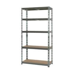 Steckregal Typ 9040  (180x90x40cm/5Böden/175kg)