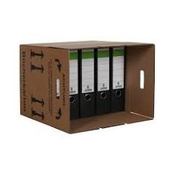 Archivbox/Transportbox 400x320x290 mm für 5 Ordner DIN A4