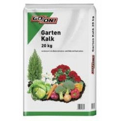 GO/ON Gartenkalk 20,0Kg