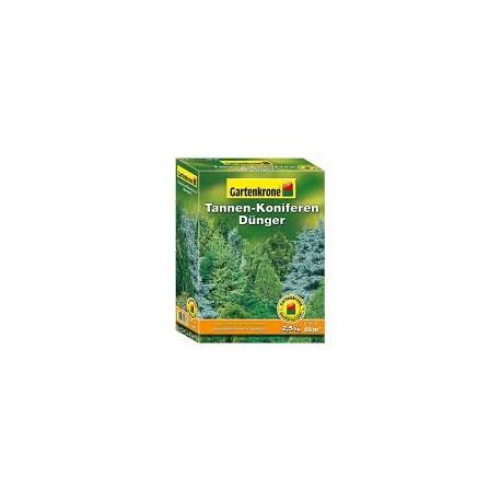 Gartenkrone Tannen-Koniferen-Dünger 2,5Kg mit Guano