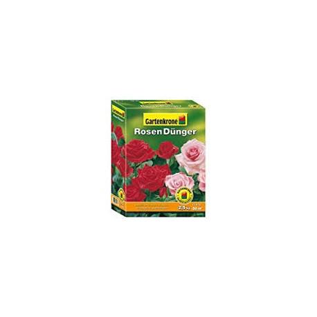 Gartenkrone Rosendünger 2,5Kg
