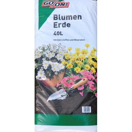 GO/ON Blumenerde 40,0L