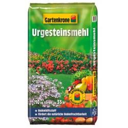 Gartenkrone Urgesteinsmehl 10,0Kg Flachfolie