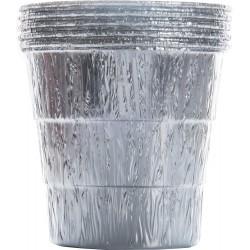 Traeger Aluminiumeinsatz für Fettauffang-Eimer 5tlg