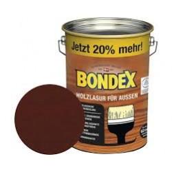 BONDEX Holzlasur für außen 4,8L rio palisander