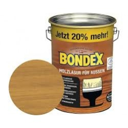 BONDEX Holzlasur für außen 4,8L kiefer